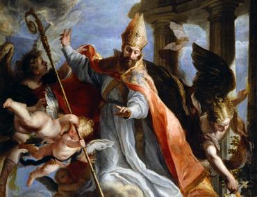Augustine And Macaroni